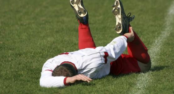 Fussball verletzung